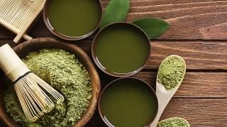 Thé vert et acné